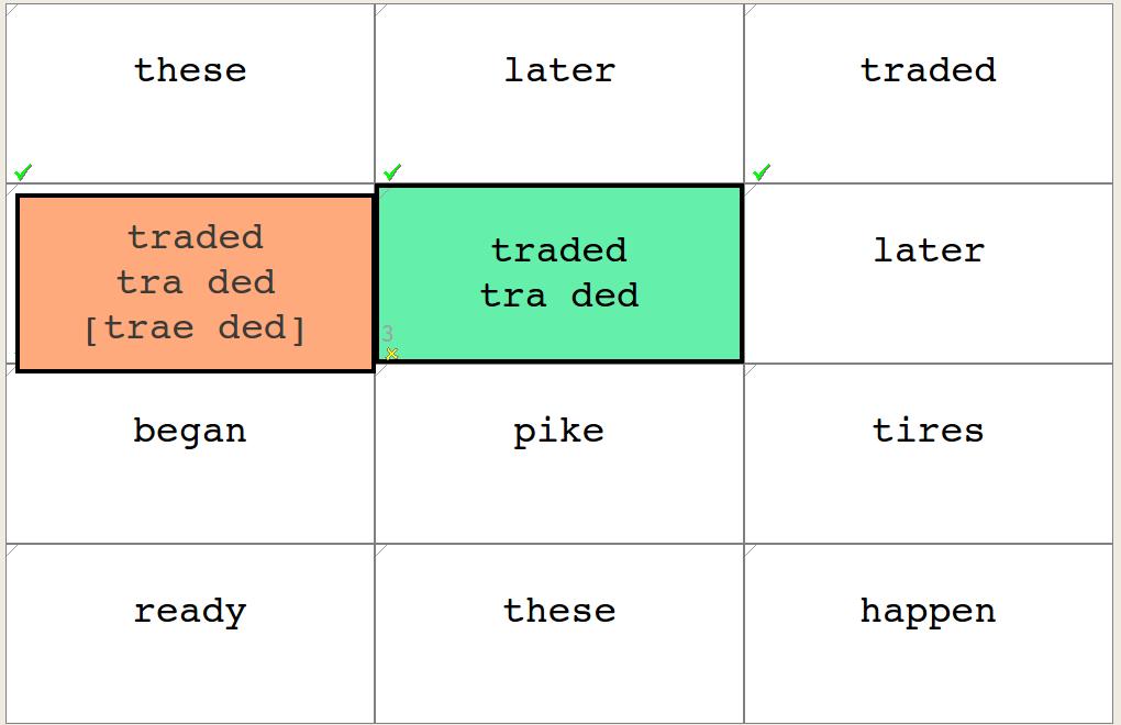 decode grid