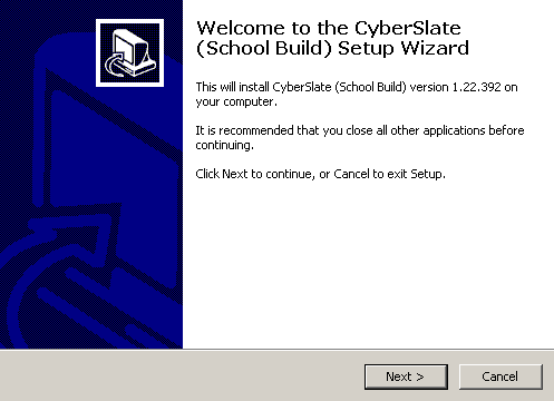 CybgerSlate Installation